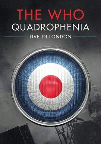 DVD »The Who - Quadrophenia: Live in London«
