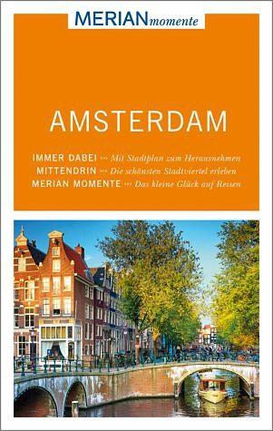 Broschiertes Buch »Amsterdam«