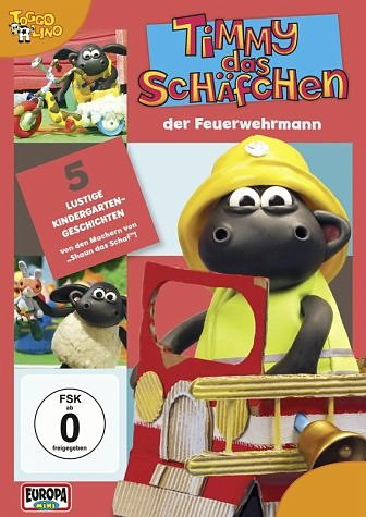 DVD »Timmy das Schäfchen - Der Feuerwehrmann«