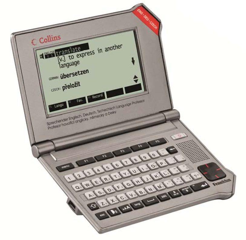 Franklin Übersetzungs Computer »TDC-590«