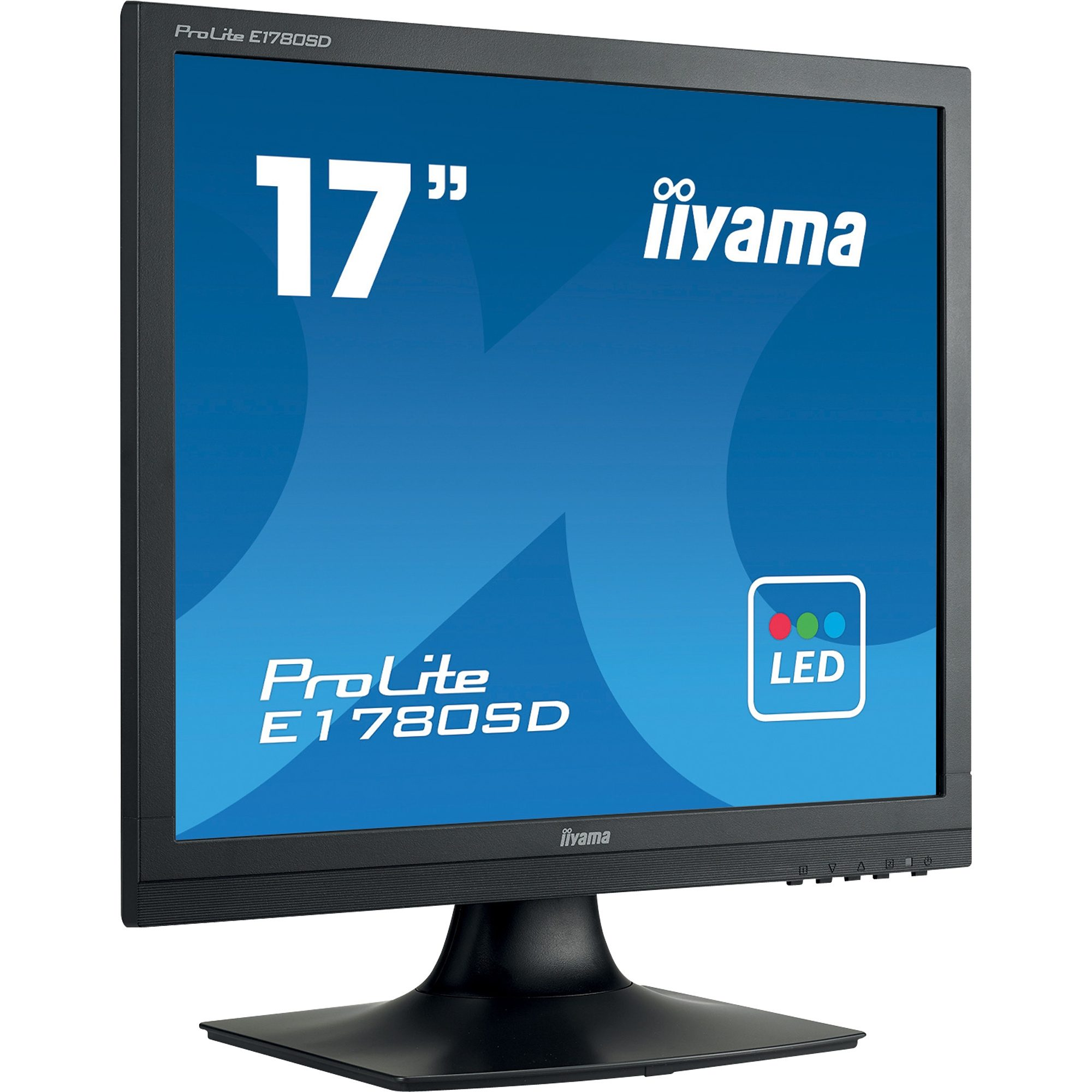 Iiyama LED-Monitor »ProLite E1780SD-B1«