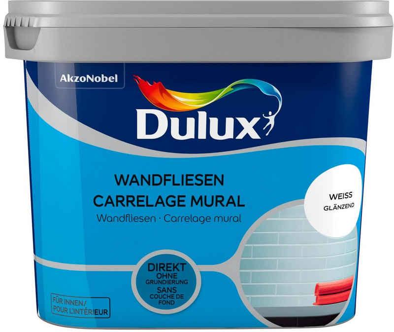 Dulux Fliesenlack »Fresh Up«, weiß, 0,75 l