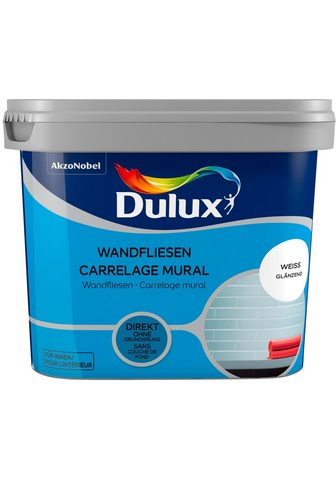 Dulux Fliesenlack »Fresh Up« weiß 075 l