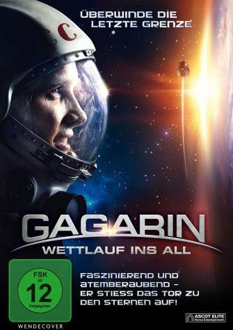 DVD »Gagarin - Wettlauf ins All«