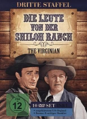 DVD »Die Leute von der Shiloh Ranch - Dritte...«