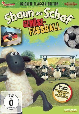DVD »Shaun das Schaf - Gemüsefußball...«
