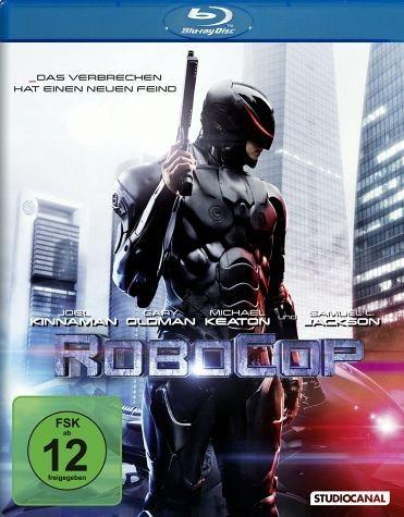 Blu-ray »RoboCop«