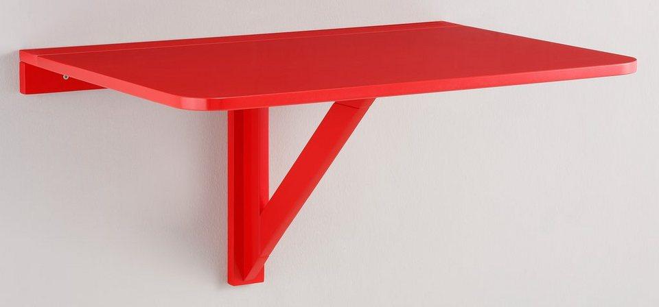 klapp tisch home affaire online kaufen otto. Black Bedroom Furniture Sets. Home Design Ideas