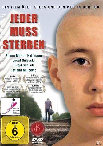DVD »Jeder muss sterben - Ein Film über Krebs und...«