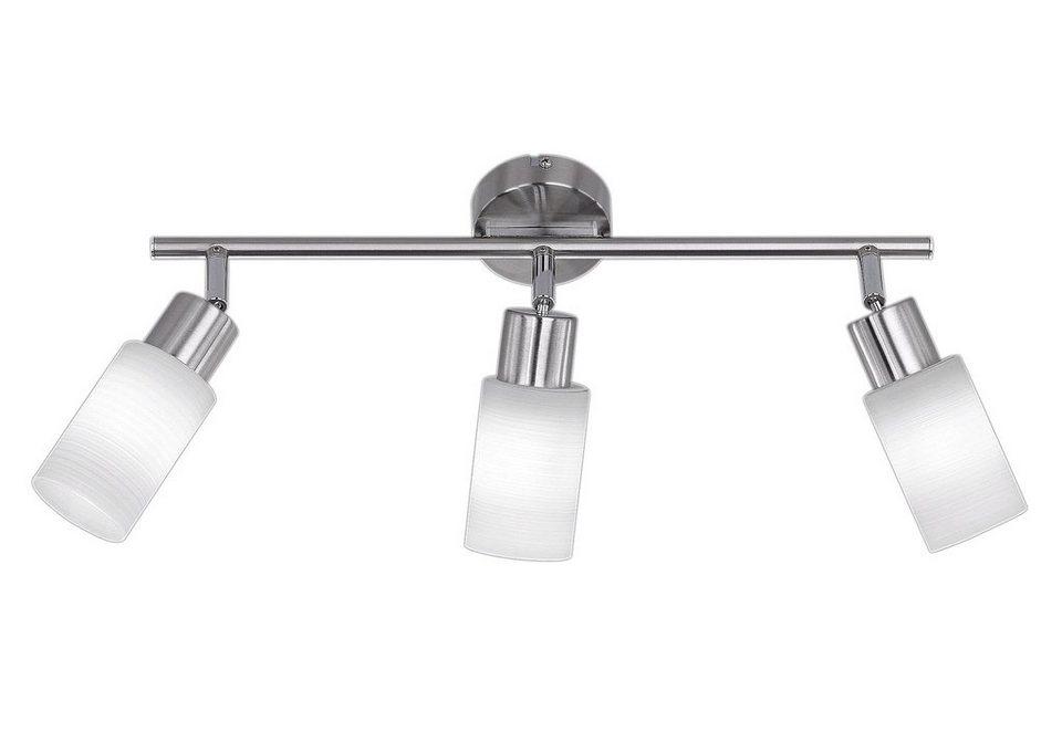 led deckenlampe trio 3flg online kaufen otto. Black Bedroom Furniture Sets. Home Design Ideas