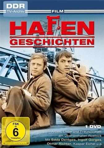 DVD »DDR TV-Archiv: Hafengeschichten«