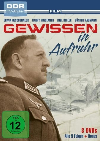 DVD »Gewissen in Aufruhr (3 Discs)«