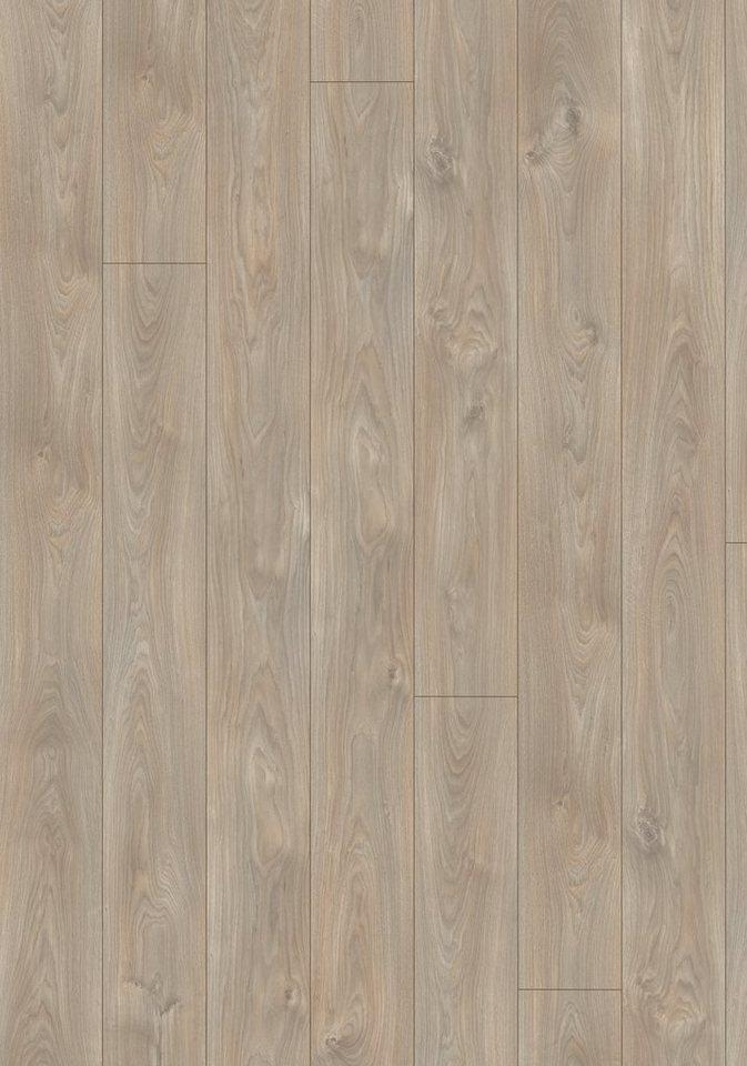 Sockelleisten passend zum Laminat »Megafloor M3«, eiche silber Nachbildung in silberfarben