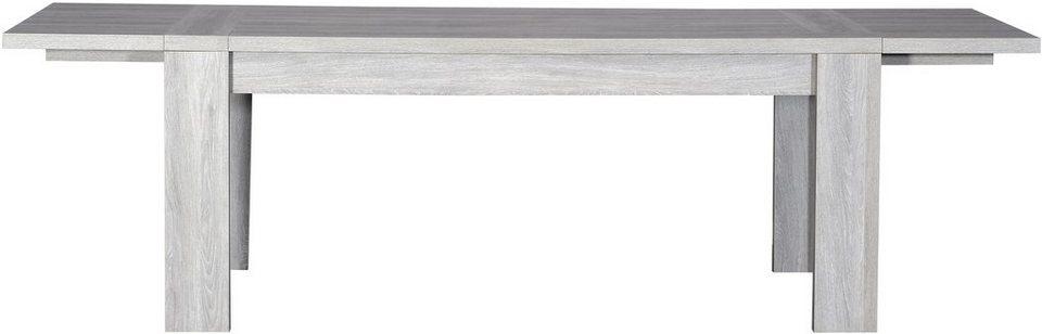 Esstisch Silber Grau ~ Esstisch, SCIAE, »Lathi«, Breite 180 cm  OTTO
