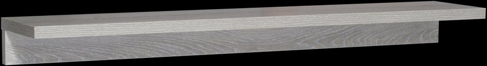 Wandboard, S.C.I.A.E.,»Lathi«, Breite 110 cm (2. Stck.) in eichefarben sägerau