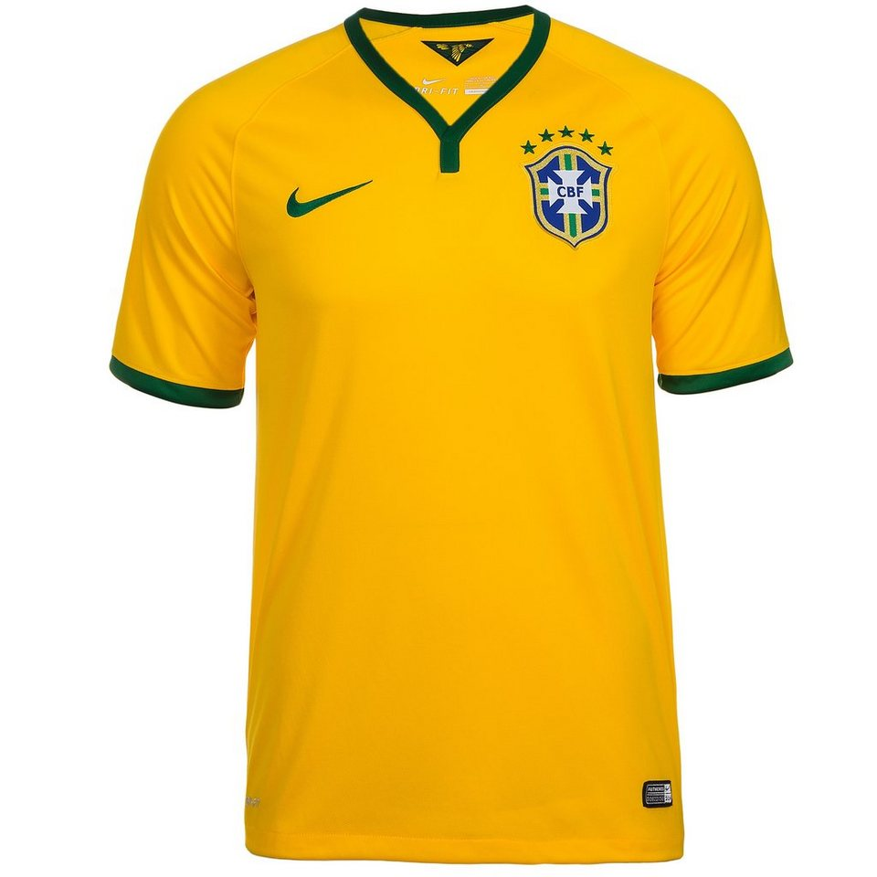 nike brasilien trikot home stadium wm 2014 herren otto. Black Bedroom Furniture Sets. Home Design Ideas