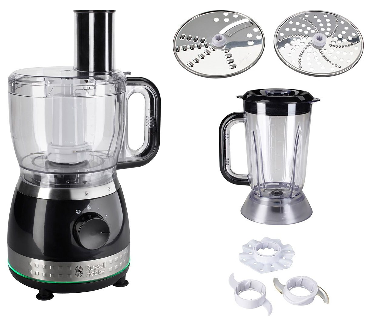 Russell Hobbs Food Processor »Illumina« 20240-56, 1,7 l, 850 W