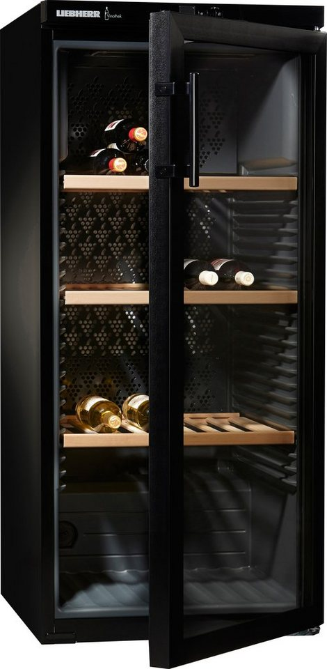 liebherr weink hlschrank vinothek wkb 4212 20 eek a f r. Black Bedroom Furniture Sets. Home Design Ideas
