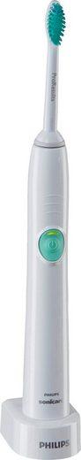 Philips Sonicare Schallzahnbürste EasyClean HX6511/22, Aufsteckbürsten: 1 St.