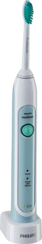 Philips Sonicare Schallzahnbürste HealthyWhite HX6711/22 in weiß