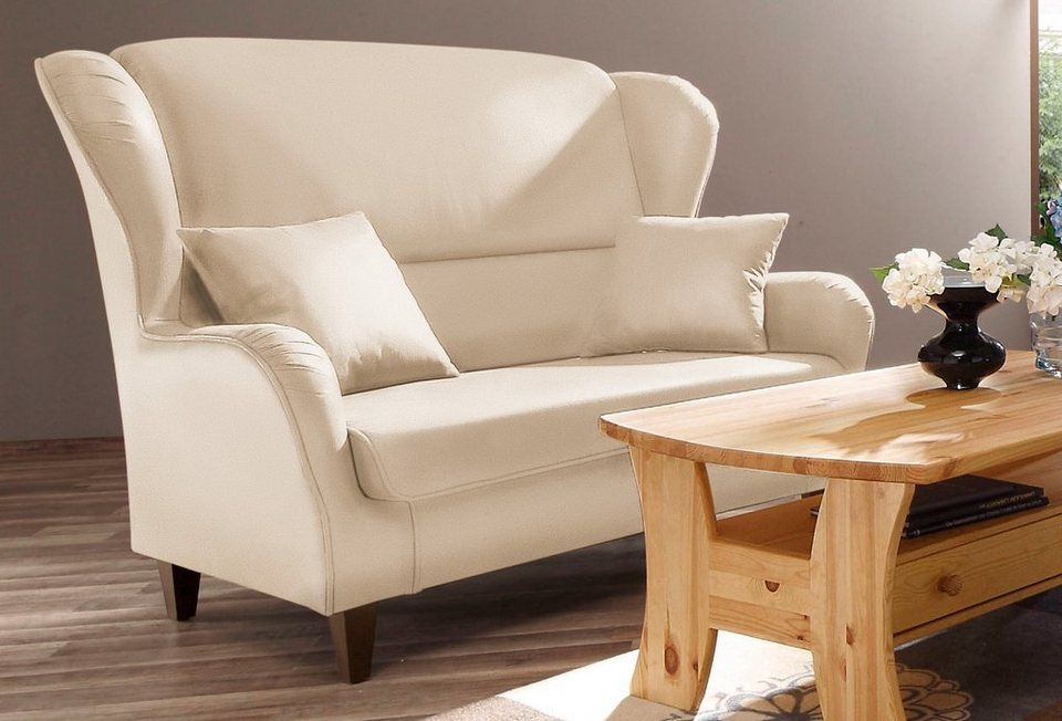 Home affaire Sofa »Nicola«, 2-sitzig in natur