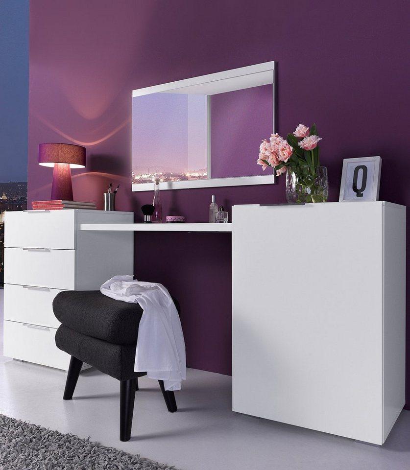 schminktisch kaufen frisiertisch frisierkommode otto. Black Bedroom Furniture Sets. Home Design Ideas