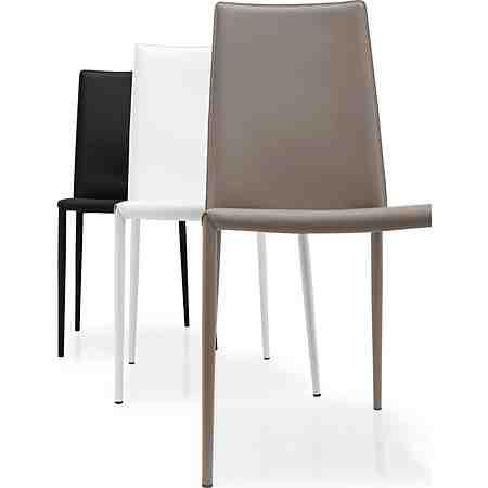 Möbel: Stühle: Lederstühle