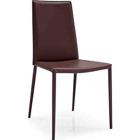 Stühle: Lederstühle
