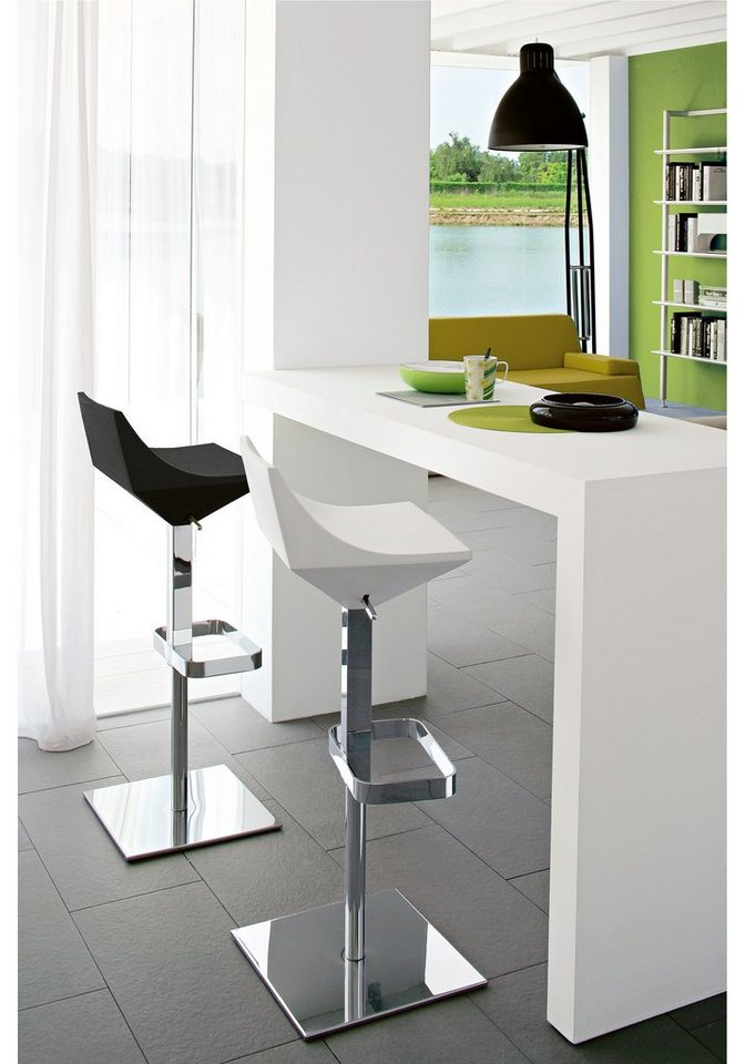 connubia by calligaris barhocker fly kaufen otto. Black Bedroom Furniture Sets. Home Design Ideas