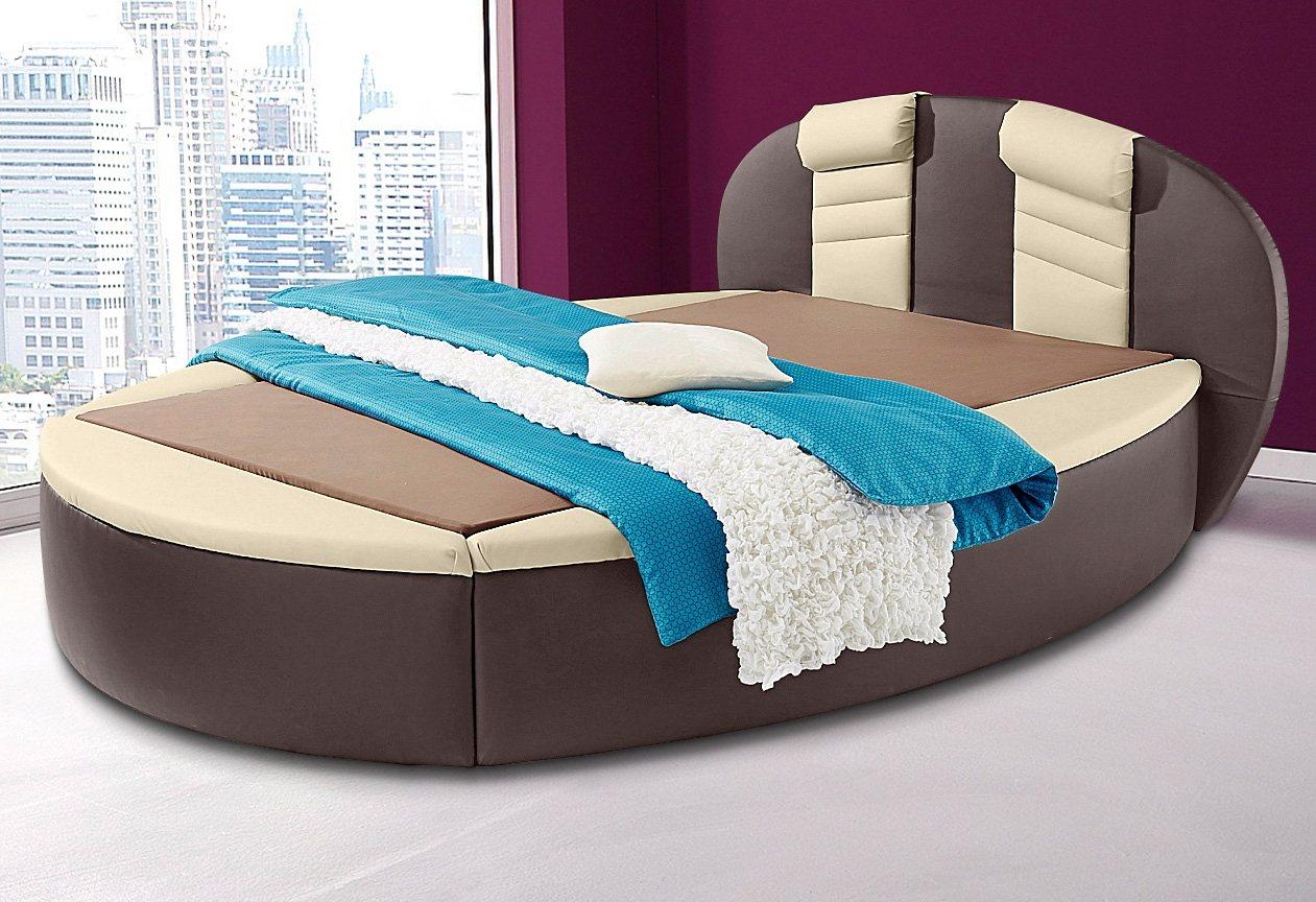 Westfalia Schlafkomfort Rundbett | Schlafzimmer > Betten > Rundbetten | Kunstleder | Westfalia Schlafkomfort