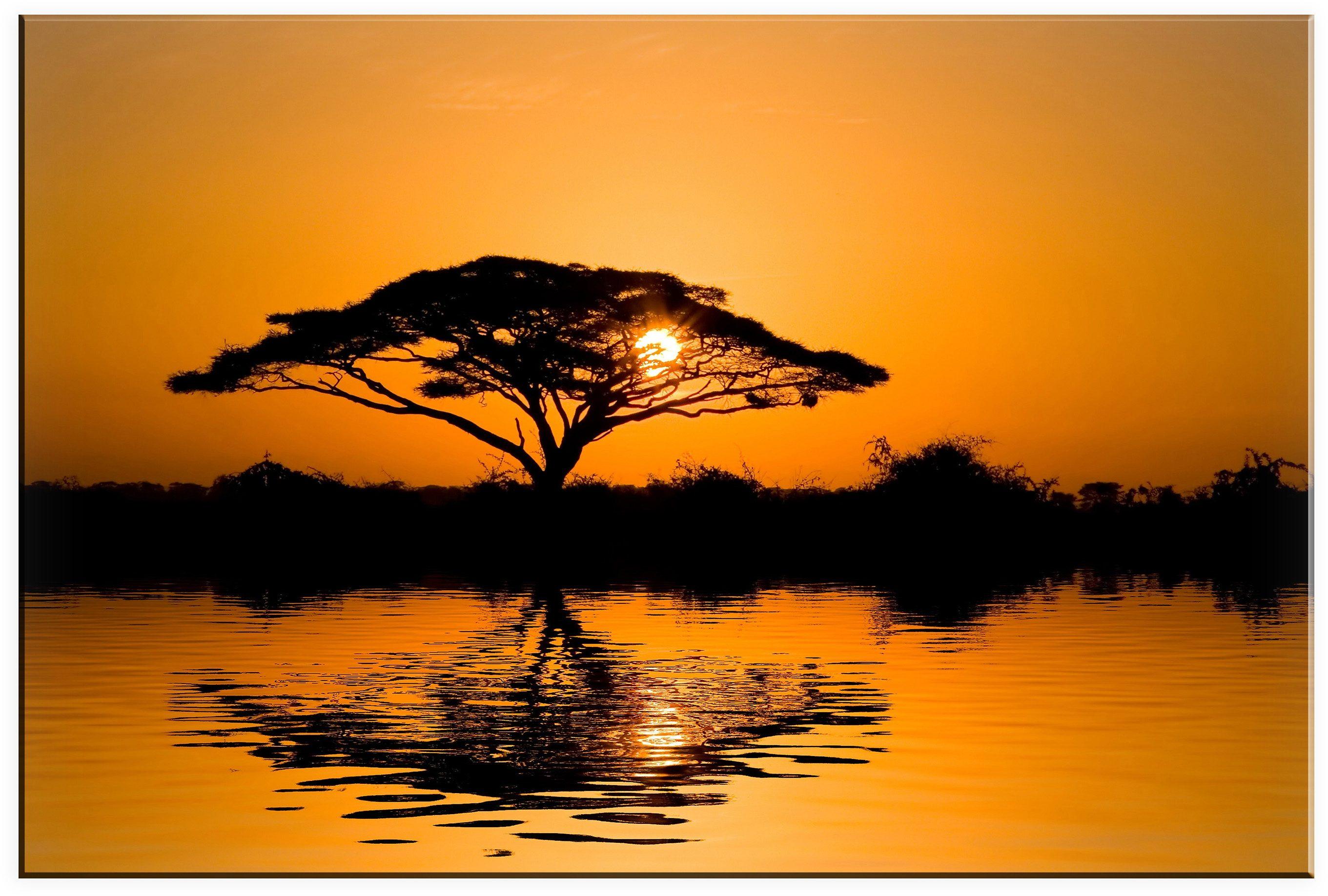 Leinwandbild, Home affaire, »Afrika«, in 2 Größen