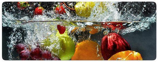 Home affaire Glasbild »Erfrischendes Obst«, in 2 Größen