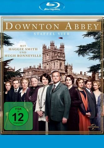 Blu-ray »Downton Abbey Season 4 (4 Blu-rays)«