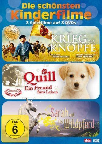 DVD »Die schönsten Kinderfilme«