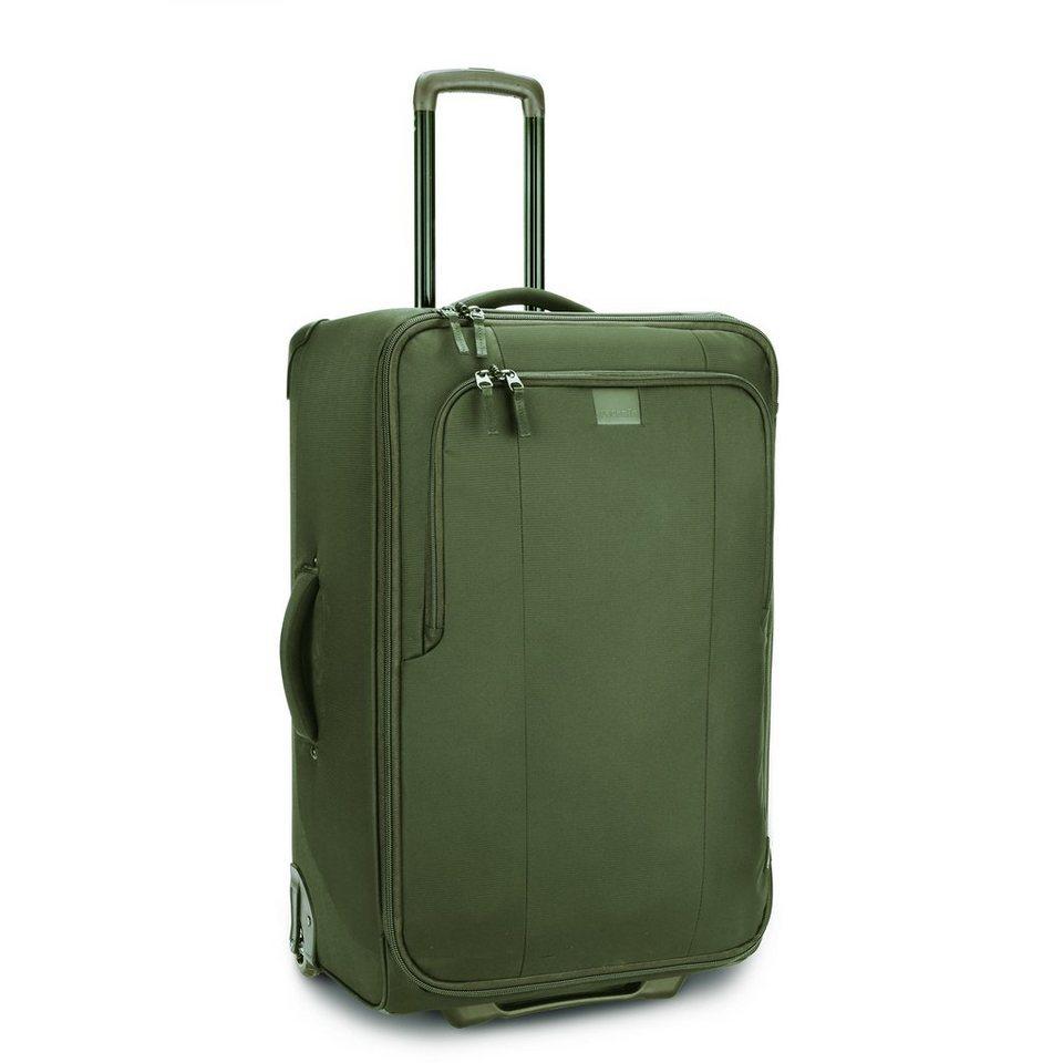 Pacsafe Toursafe LS29 2-Rollen Trolley 74,5 cm in jungle green