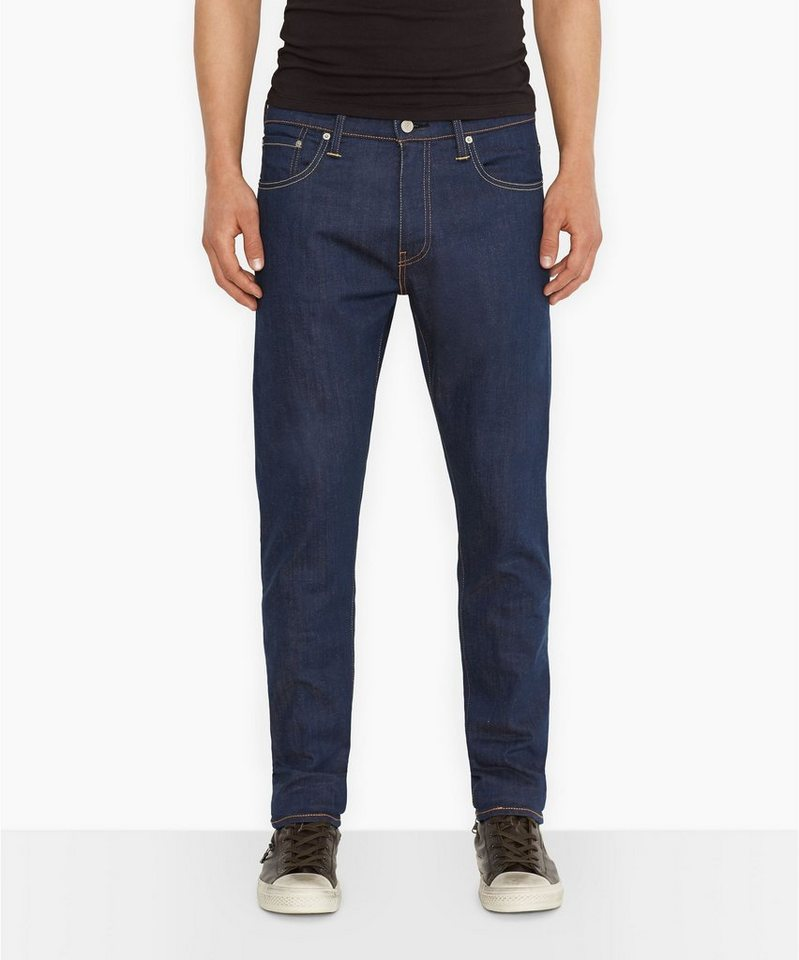 Levi's® Jeans »520 Extreme Taper Fit« in moss blue