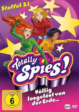 DVD »Totally Spies! - Staffel 3.1 (2 Discs)«