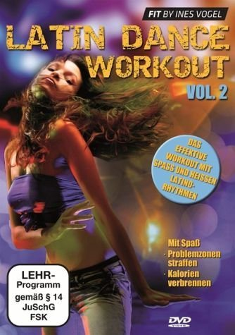 DVD »Latin Dance Workout Vol. 2«