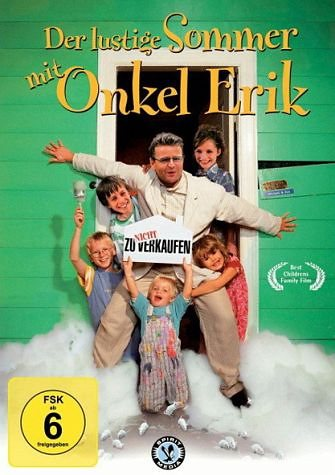 DVD »Der lustige Sommer mit Onkel Erik«