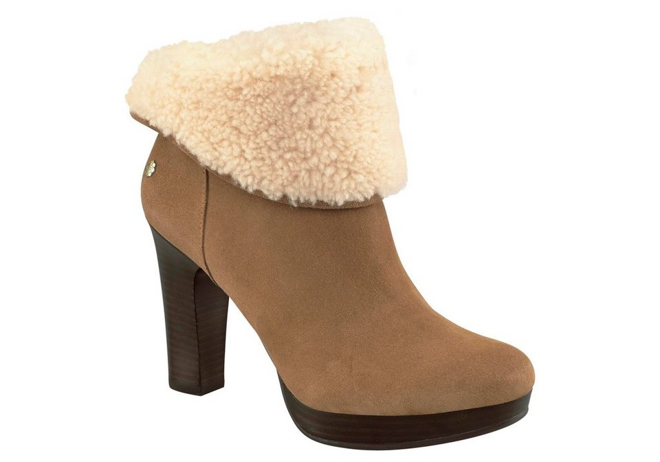 UGG »Dandylion« Stiefelette in chestnut