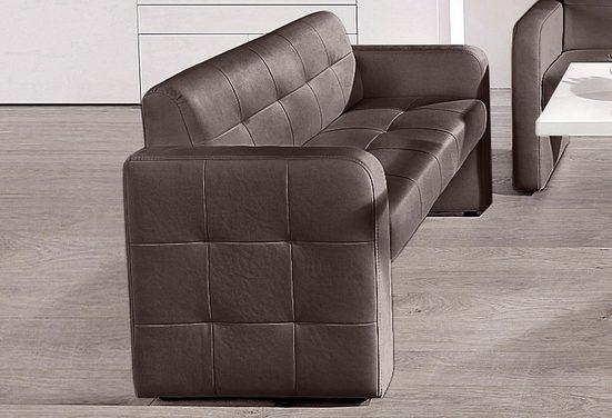 exxpo - sofa fashion 2-Sitzer, Gala collezione, mit Rückenlehne