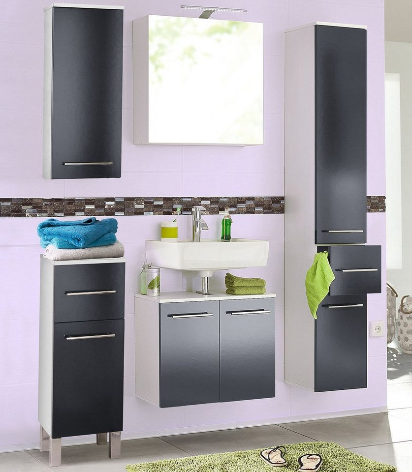 badm bel set kesper treviso 3 tlg kaufen otto. Black Bedroom Furniture Sets. Home Design Ideas