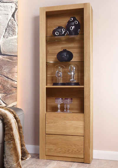 Vitrine, Premium Collection By Home Affaire, »Kreta«, Höhe 206 Cm,
