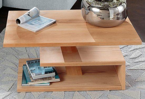 Premium collection by Home affaire Couchtisch »Alty«, mit 2 Ablageböden