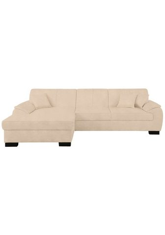 PREMIUM COLLECTION BY HOME AFFAIRE Kampinė sofa »Loft«