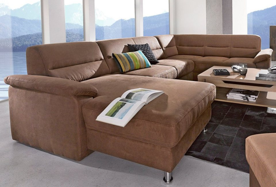 sit more wohnlandschaft inklusive boxspring polsterung online kaufen otto. Black Bedroom Furniture Sets. Home Design Ideas