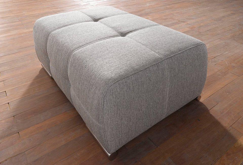 Hocker, Sit & More in beige/grau