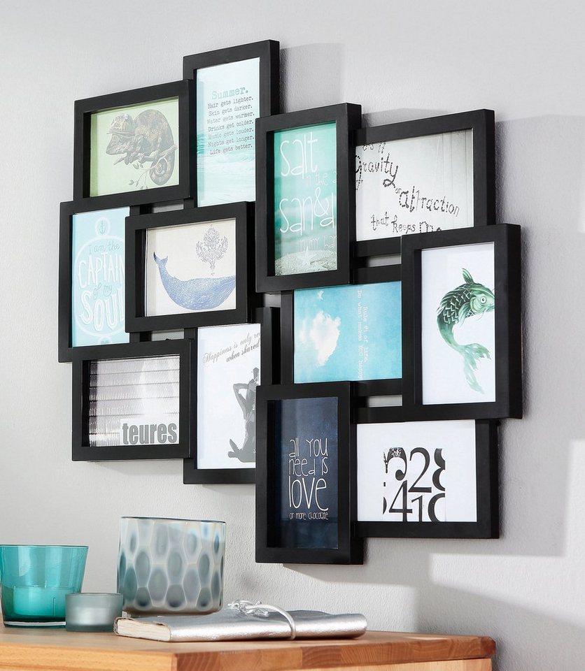 Bilderwand ideen inspiration auf roombeez otto - Moderne bilderrahmen ...