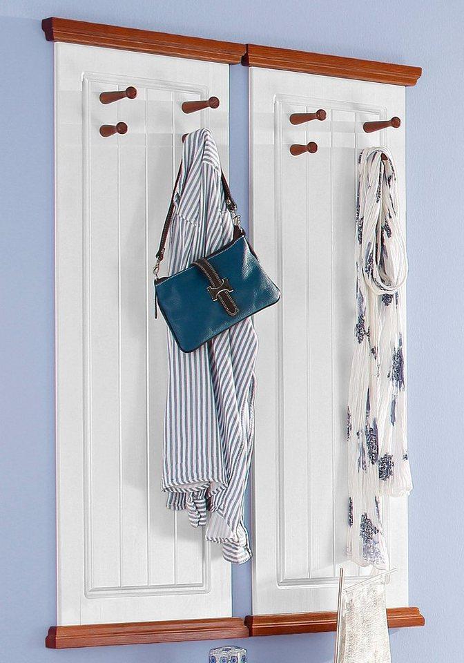 home affaire garderobe konrad im 2er set kaufen otto. Black Bedroom Furniture Sets. Home Design Ideas