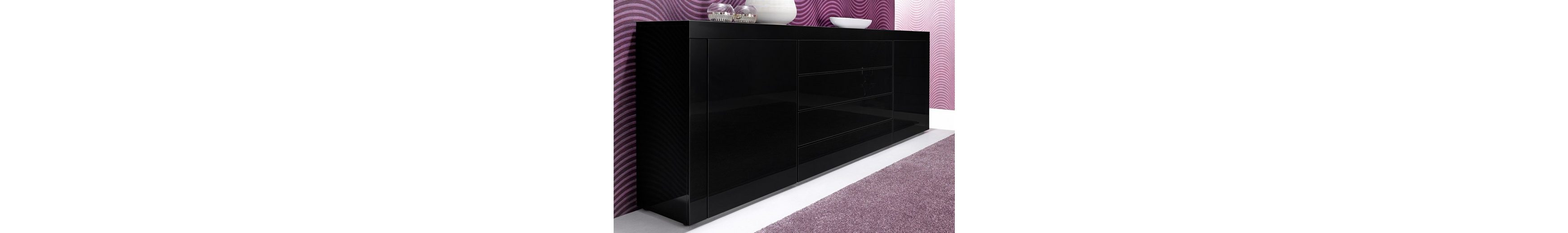 Sideboard, Breite 166 cm